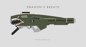 Dragon's Breath by wabbajacked