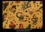 Stock fabric tat pattern emo by Theshelfs