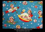 Stock rocket fabric emo by Theshelfs