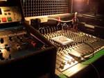 dj booth stock by Theshelfs