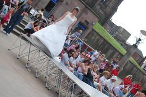 Wedding dress stock by Theshelfs