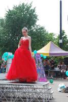 Red Dress Stock by Theshelfs