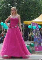 PINK DRESS STOCK 2 by Theshelfs