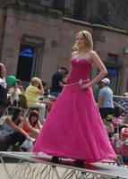 PINK DRESS STOCK 3 by Theshelfs
