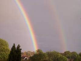 Rainbow Stock 2 by Theshelfs