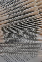 Book Fold T E X T U R E by Theshelfs