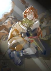 We were friends - Entre clan et armee by Yuulinshi