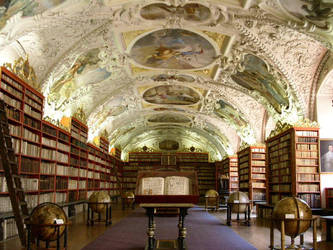 Library on Heavens by Katedra