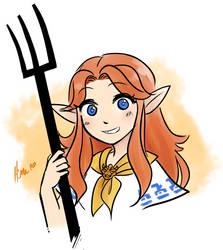 It's Malon! by himelikestea