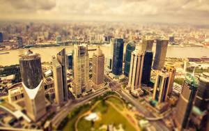 city blur Wallpaper 3 by Prolite