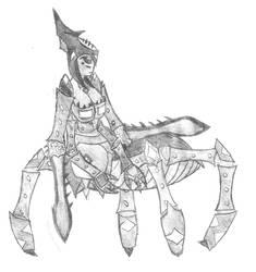 Emissary K'trita by 0oCHARGERBOTo0