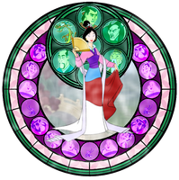 Kingdom Hearts Mulan by ArdennaOuvrard