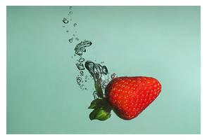 strawberry by garrit