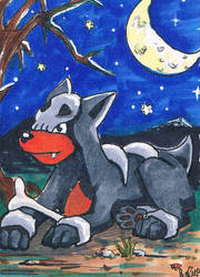 #1 hunduster by Sushigo