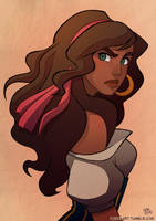 Esmeralda by Kaisel