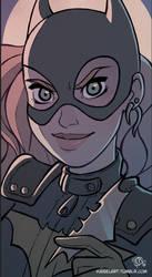 Batgirl by Kaisel
