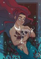 Mermaid by Kaisel