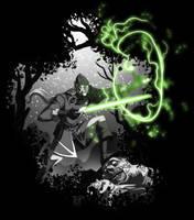 Critical Hit Official Character Designs - Orem by tnperkins