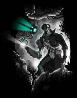 Critical Hit Official Character Designs - Randus by tnperkins