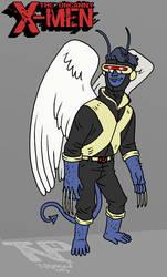 The Uncanny X-Men: Mimic the X-Man by tnperkins