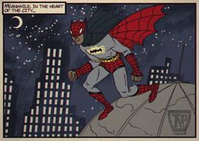 Miles Wayne on Patrol..... by tnperkins
