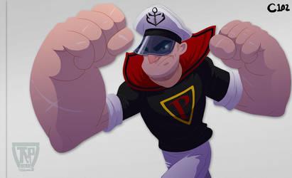 Sailor Man Popeye... by tnperkins