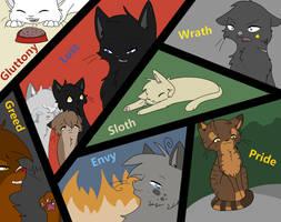7 deadly sins  WARRIOR by Niutellat