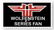Wolfenstein Stamp by joniimo