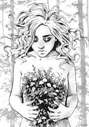 Flora by DjamilaKnopf
