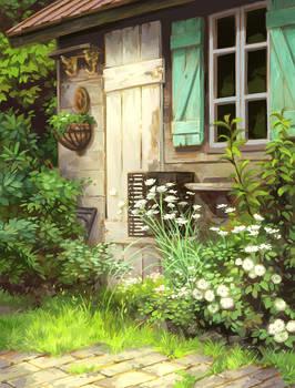 Summertime II (Photo Study) by DjamilaKnopf