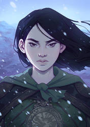 Courage by DjamilaKnopf