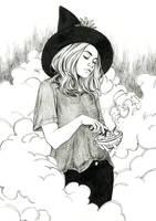 Sage Witch by DjamilaKnopf