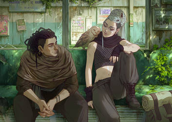 Companions by DjamilaKnopf