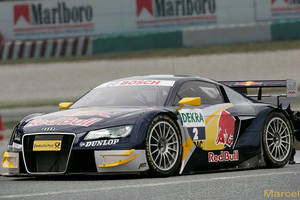 Audi R8 DTM Style by degraafm