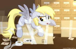 Derpy Box by wingedwolf94