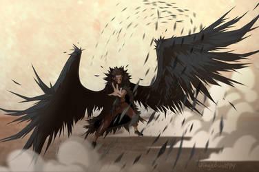 Shinki by wingedwolf94