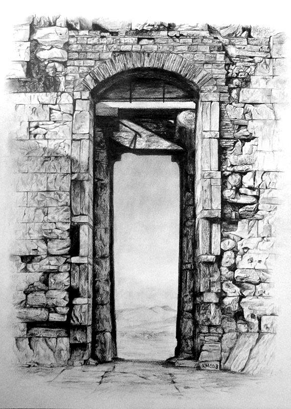 Ruins by KyrMaur