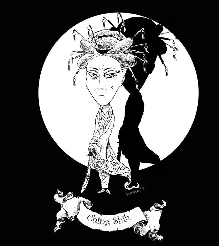 Universal History of Infamy Illustration 3 by KyrMaur