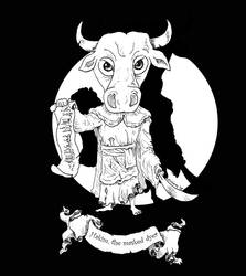 Universal History of Infamy Illustration 4 by KyrMaur