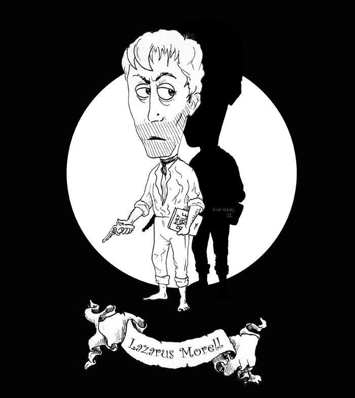 Universal History of Infamy Illustration 5 by KyrMaur