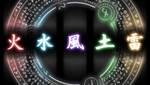 Elemental Kanji by FluffyXai