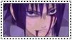 Sasuke smirk stamp by FluffyXai
