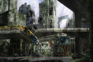 Destruccion by CordobezWeee
