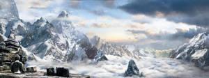 Himalaya by CordobezWeee