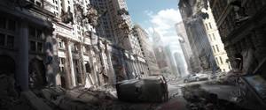 Age of Destruction by CordobezWeee