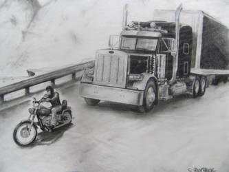 Mother trucker by Rumbuc