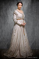 Renaissance italian noble woma by Costurero-Real
