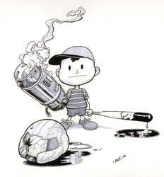 Ness by AaronKuder