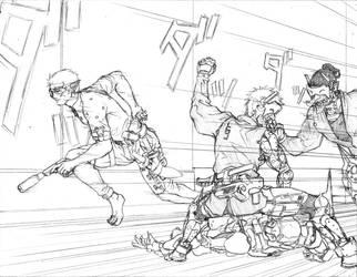 Clandestine Operations by shinsengumi77