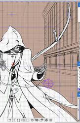 Reaper WIP by shinsengumi77